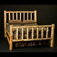 Wilderness Log Beds