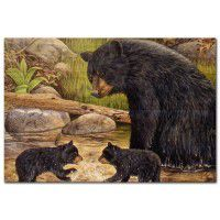Bear Creek Gang Wall Art
