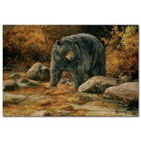 Streamside Bear Wall Art