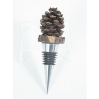 Pine Cone Bottle Stopper -CLEARANCE