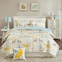 Woodland Coverlet Set