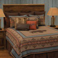 Bison Ridge Bed Sets