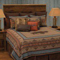 Bison Ridge Bed Sets