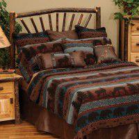 Deer Meadow Rustic Bedding