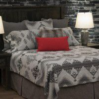 Geronimo Haze Bedding