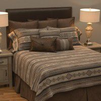 Lodge Lux Bedding