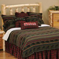 McWoods Bear and Moose Bed Sets
