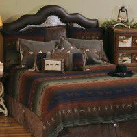 Mustang Canyon Western Bed Sets