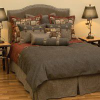 Silver Thicket Lodge Bedding