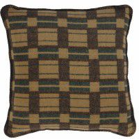 Lakeshore Plaid Accent Pillow