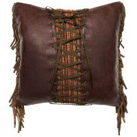 Chaparro Laced Pillow