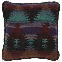 Painted Desert Accent Pillow