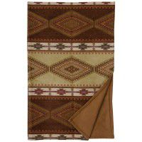 Pueblo Heather Throw