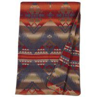 Socorro Western Throw