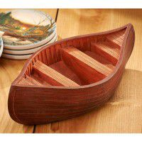 Canoe Coaster Holder