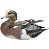 Weavers Bottom American Widgeon Duck Decoy