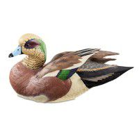 Small American Widgeon Decoy