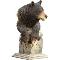 Handful - Black Bear Sculpture