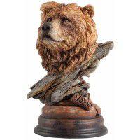 Bruin Brown Bear Sculpture