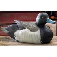 Bluebill Drake Decoy