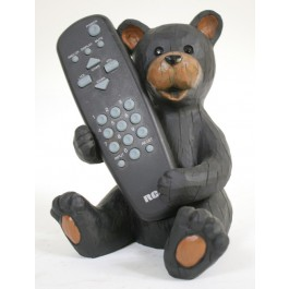 Bear TV Remote Holder