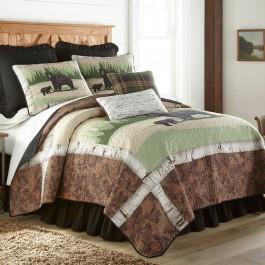 Birch Bear Bedding Collection