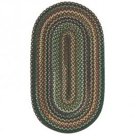 Bear Creek Braided Rugs-Hunter-DISCONTINUED