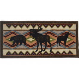 Woodland Party Rug 20 x 44