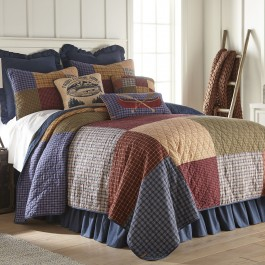 Lakehouse Quilted Bedding Collection