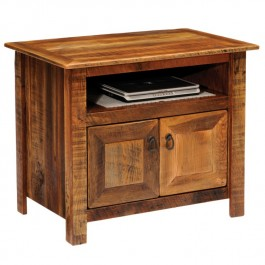 Barn Wood TV Stand