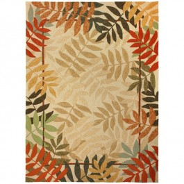 Painted Forest Area Rugs