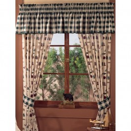 Northern Exposure Window Treatments