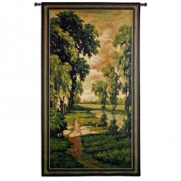 Tranquility Forest Wall Tapestry