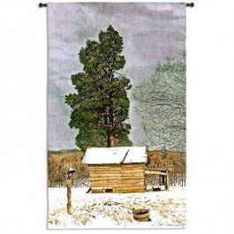 Garrison's Cedar Wall Tapestry -DISCONTINUED