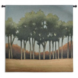 Stand of Trees Wall Tapestry