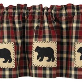 Concord Bear Valance