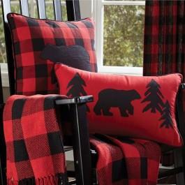 Buffalo Bear Pillows