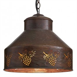 Spruce Creek Pine Cone Pendant Light