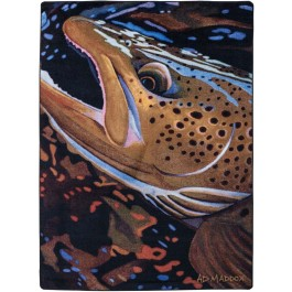 Rise Trout -Licensed Design Rugs