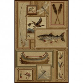 Catch of the Day  Area Rugs