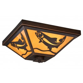 Trout Ceiling Light