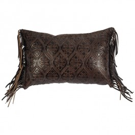 Gateway Leather Pillow - Discontinued