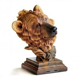 Timberline - Brown Bear Sculpture