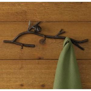 Pine Lodge Three Arm Hook