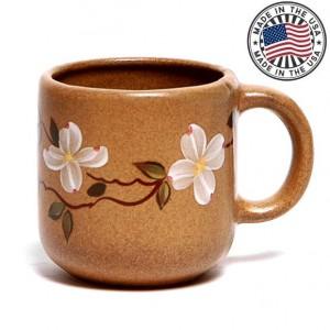 Blue Ridge Blooms Mugs Set of 4