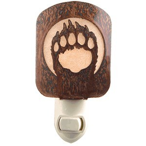 Bear Paw Night Light -Limited Edition