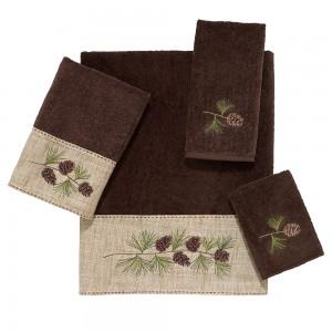 Pine Branch Towel Sets