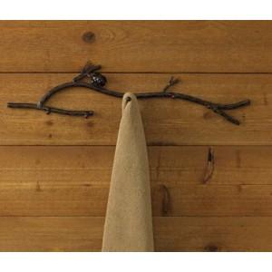 Pine Lodge Five Arm Hook