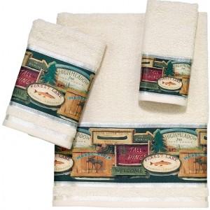 Rather Be Fishing Towel Set - 3 Pcs