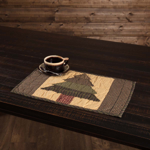 Sequoia Quilted Placemat Sets